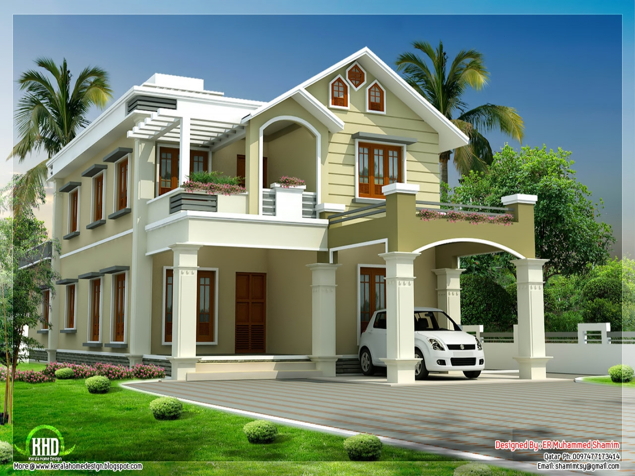 Modern Two Storey House Designs Design In