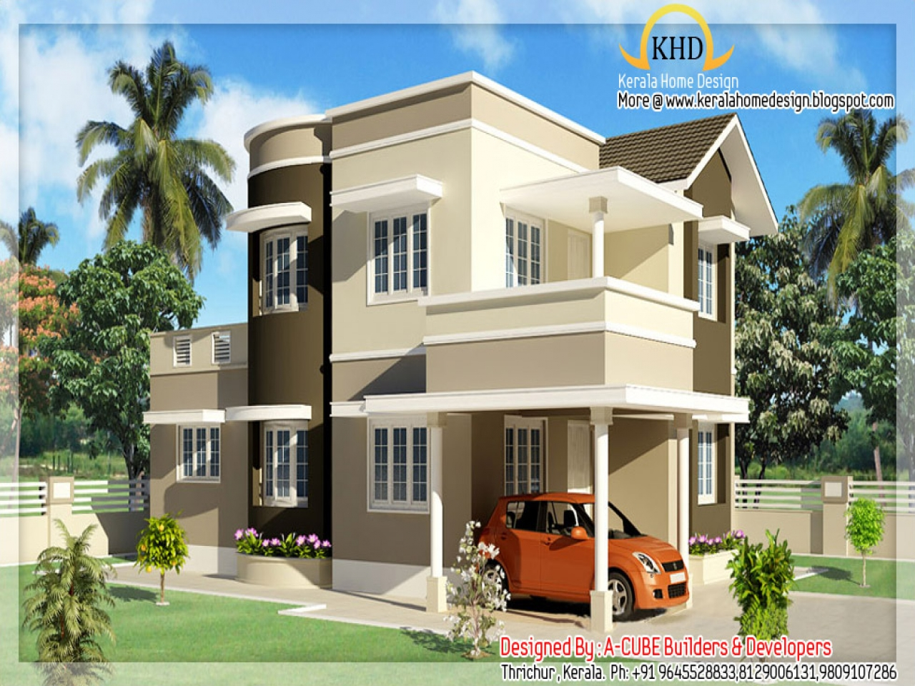 Simple duplex house design simple duplex house design for Duplex house inside images