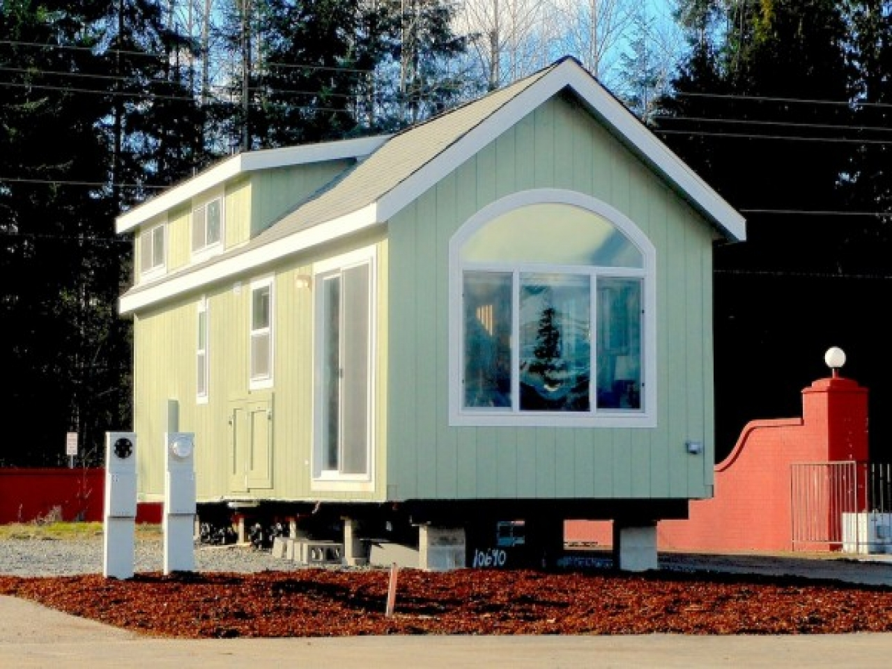 Park model homes 2 bedrooms park model tiny house for 2 bedroom cabins to build