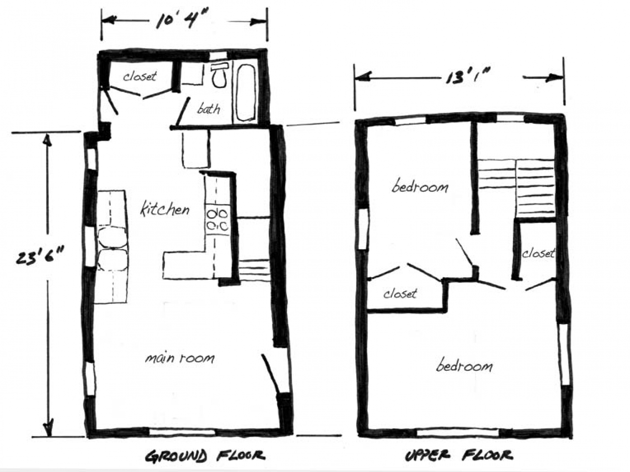 Tumbleweed Tiny House Floor Plans Tumbleweed Tiny House