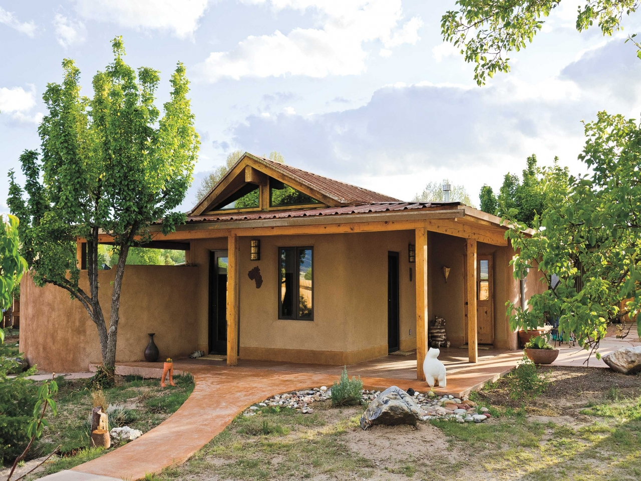 Adobe clay houses building adobe homes simple homes to for How to build adobe homes