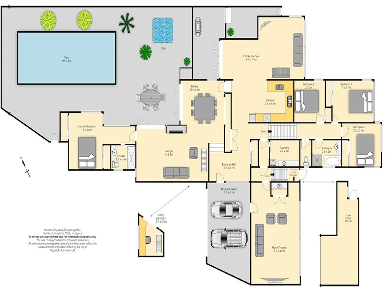 Big house floors plan designs house blueprint floor plan for Big house plans