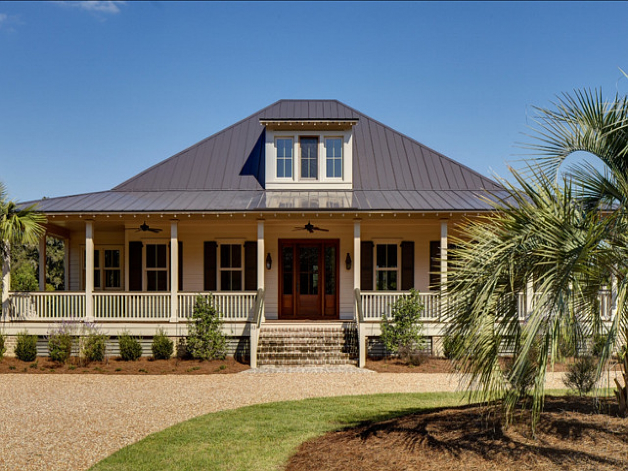 Autumn Mist Manor House Plan furthermore Timber Bridge Cottage Plan furthermore SL594 also Clerestory House Plans Exterior Traditional With Gable Roof White Trim Eyebrow Dormer in addition Caribbean Plantation Home Plans. on tidewater house plans home