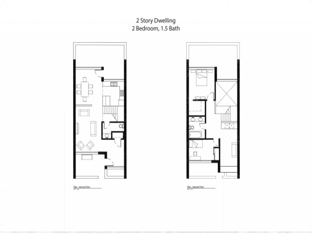 Small House Plans Under 1000 Sq Ft 3d Small House Plans Small Townhouse Plans