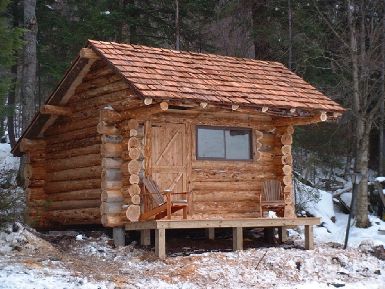 Small Log Cabin Home Designs Small Log Cabin Plans Make