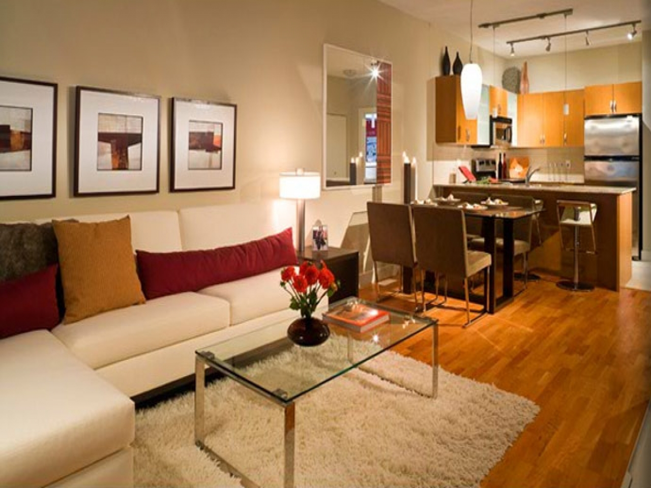 Small Open Concept Floor Plans For Homes