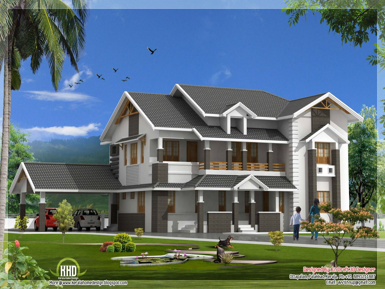 Villa Floor Plans Luxury Villa Design Small Villas Plans
