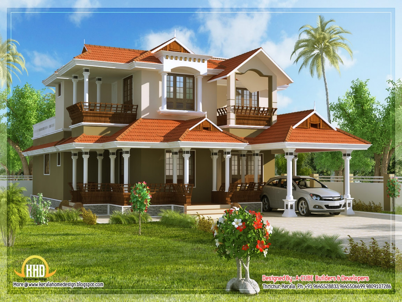 Beautiful 4 bedroom houses philippines beautiful 4 bedroom for Beautiful 4 bedroom house designs
