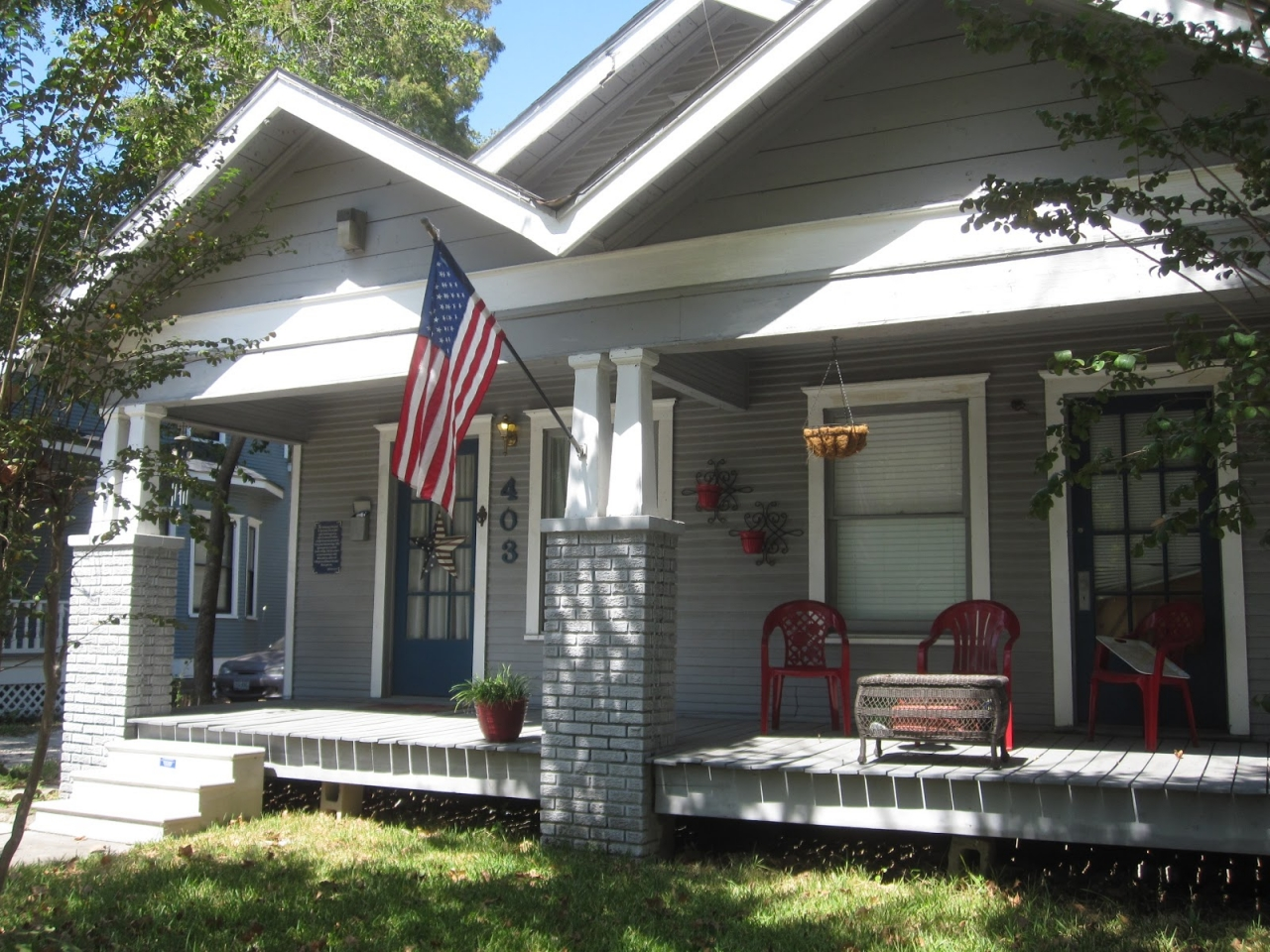 Bungalows With Front Porches Bungalow Style Porch Posts
