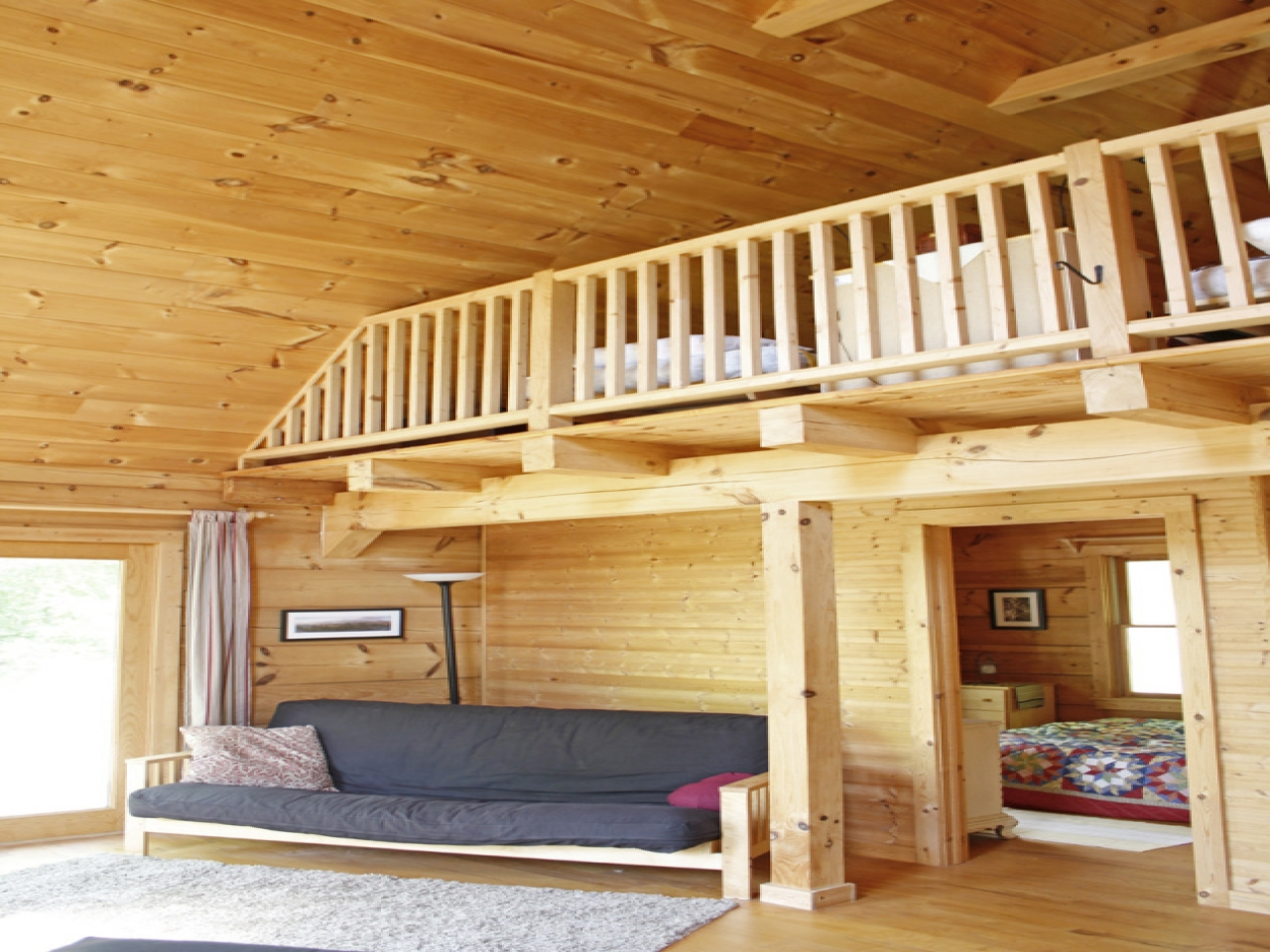 Cabin Plans Under 800 Sq FT Inexpensive Small Cabin Plans ...