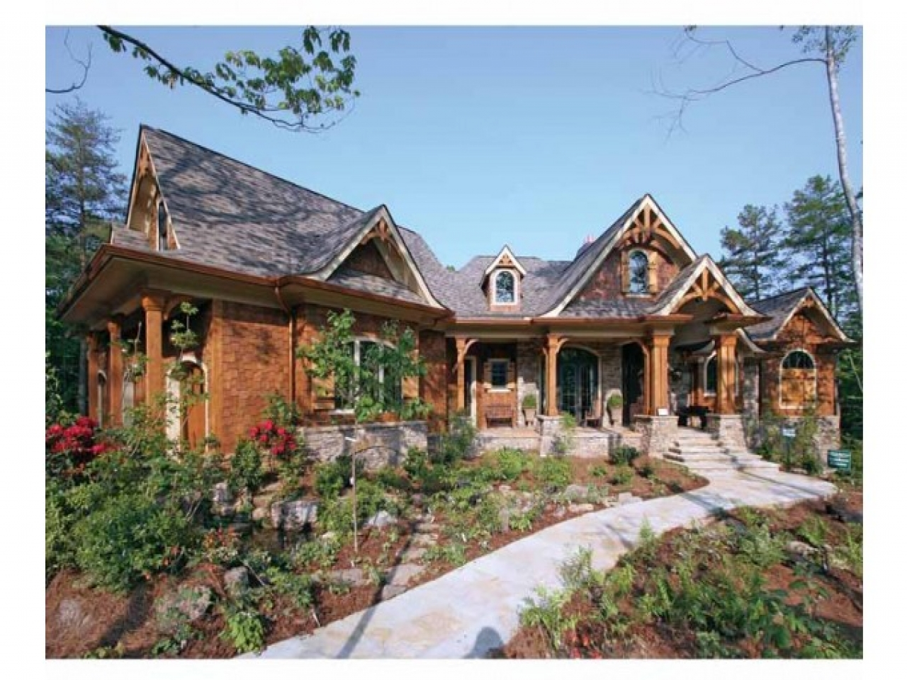 Craftsman bungalow house plans craftsman style house plans for Eplans house