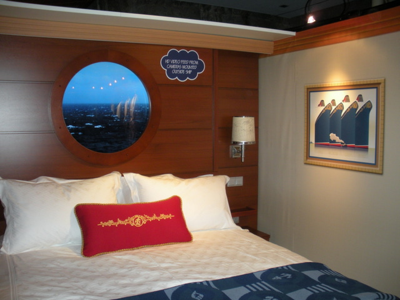 Disney Dream Deluxe Family Stateroom Disney Dream Cruise