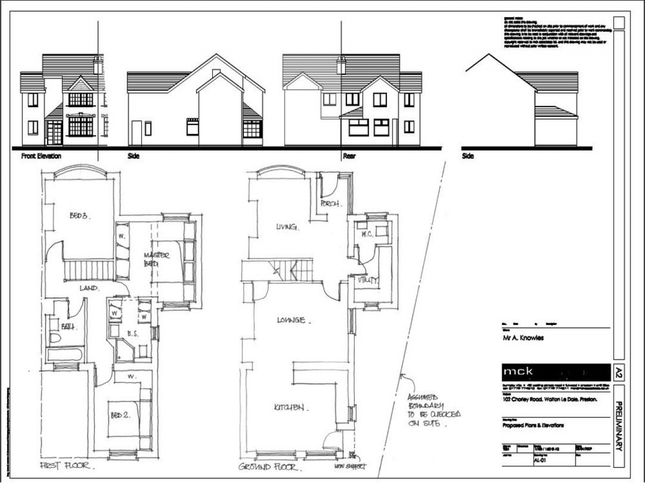 Ranch Style House Plans