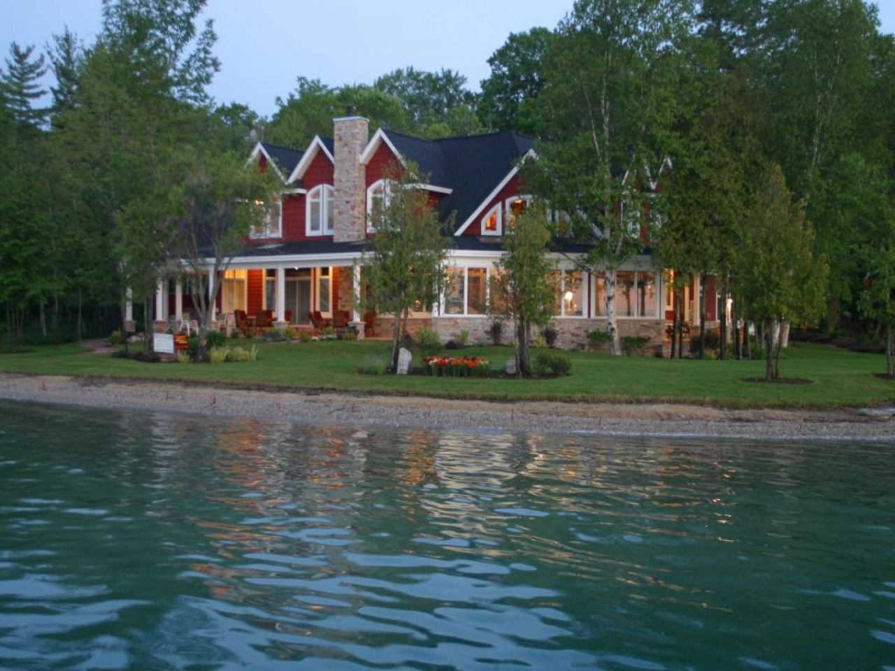 madonna house torch lake torch lake michigan homes lake