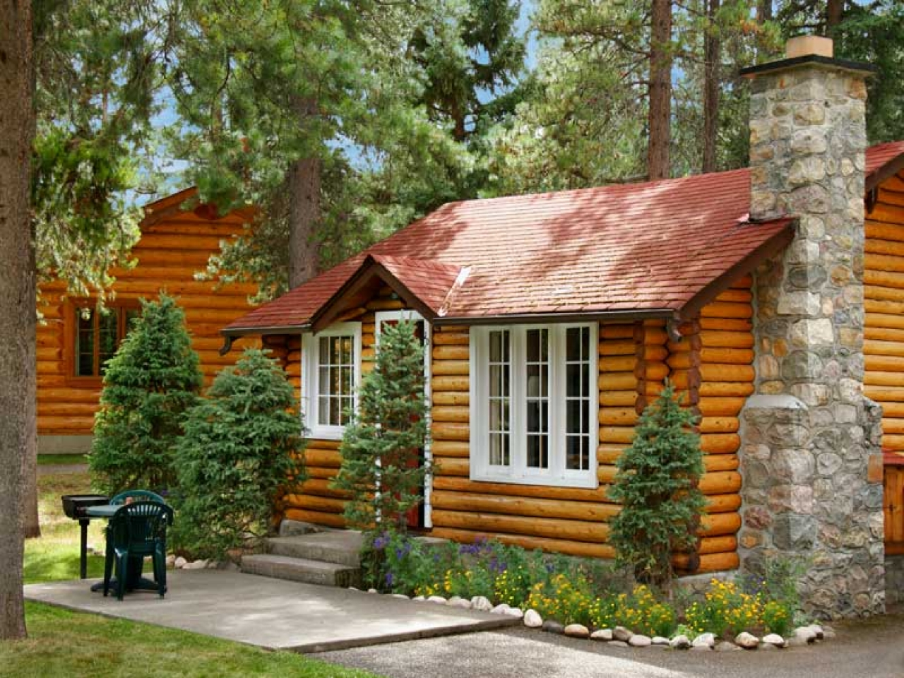 One bedroom log cabin 3 bedroom cabins in the smoky for Www cabins of the smoky mountains com