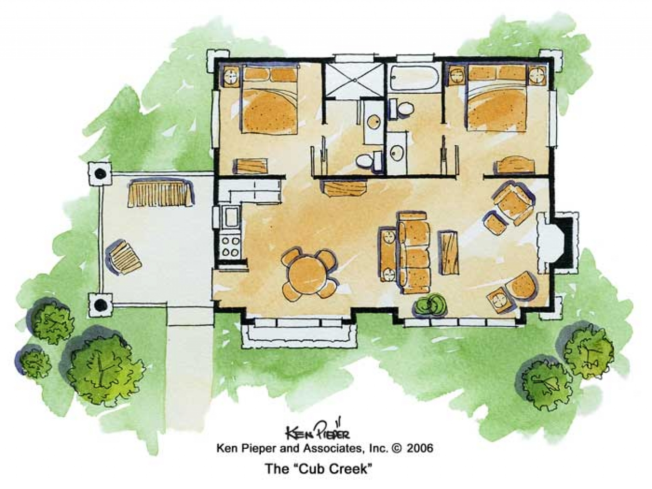 Stone mountain cabin plans small cabin plans cottage house for Small mountain cabin plans