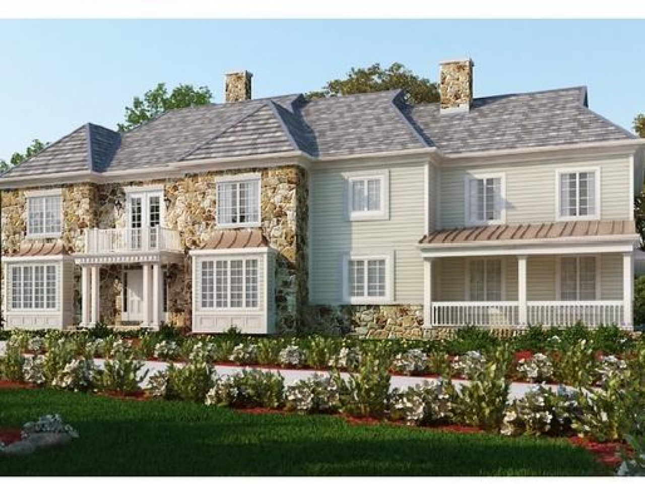 Luxury dream homes in maryland luxury homes in potomac for Maryland home builders