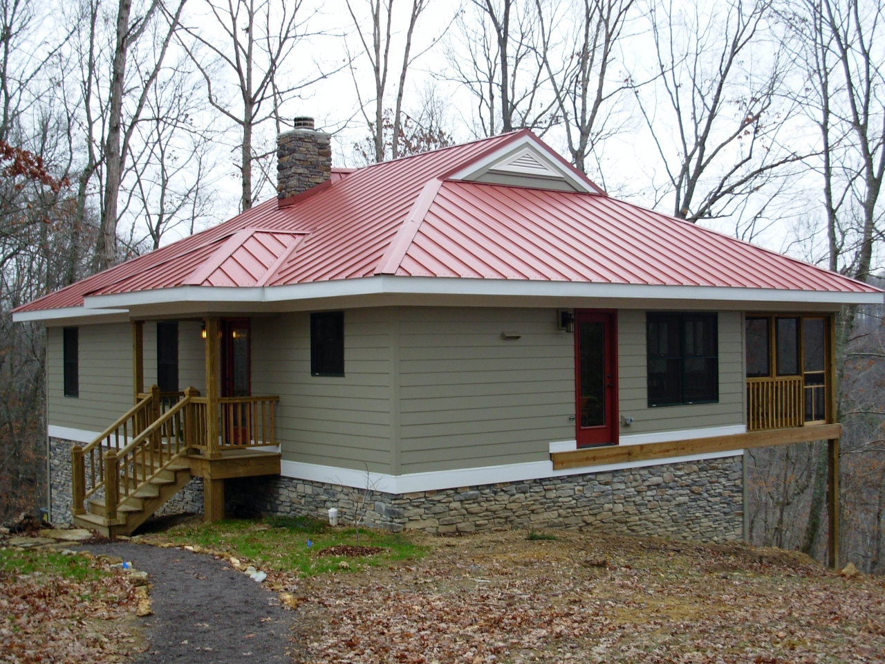 Small lake cabin small lake home house plans small for Lake cabin home plans