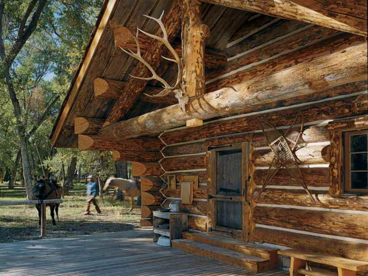 Small log cabin kits build small log cabin kits small for Cottage cabins to build affordable