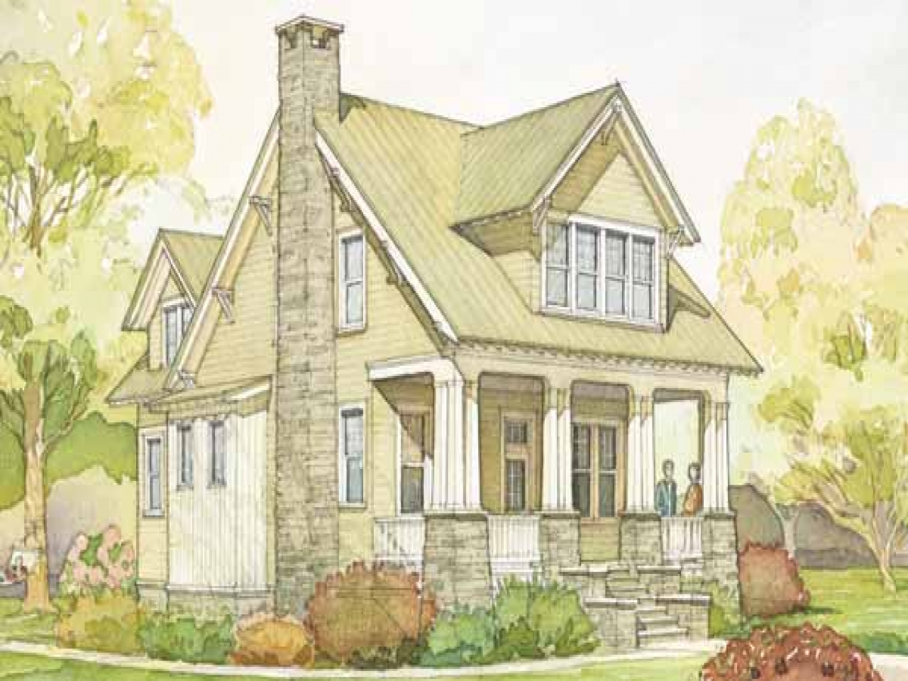 Southern living cottage style house plans low country for Southern cottage house plans with photos