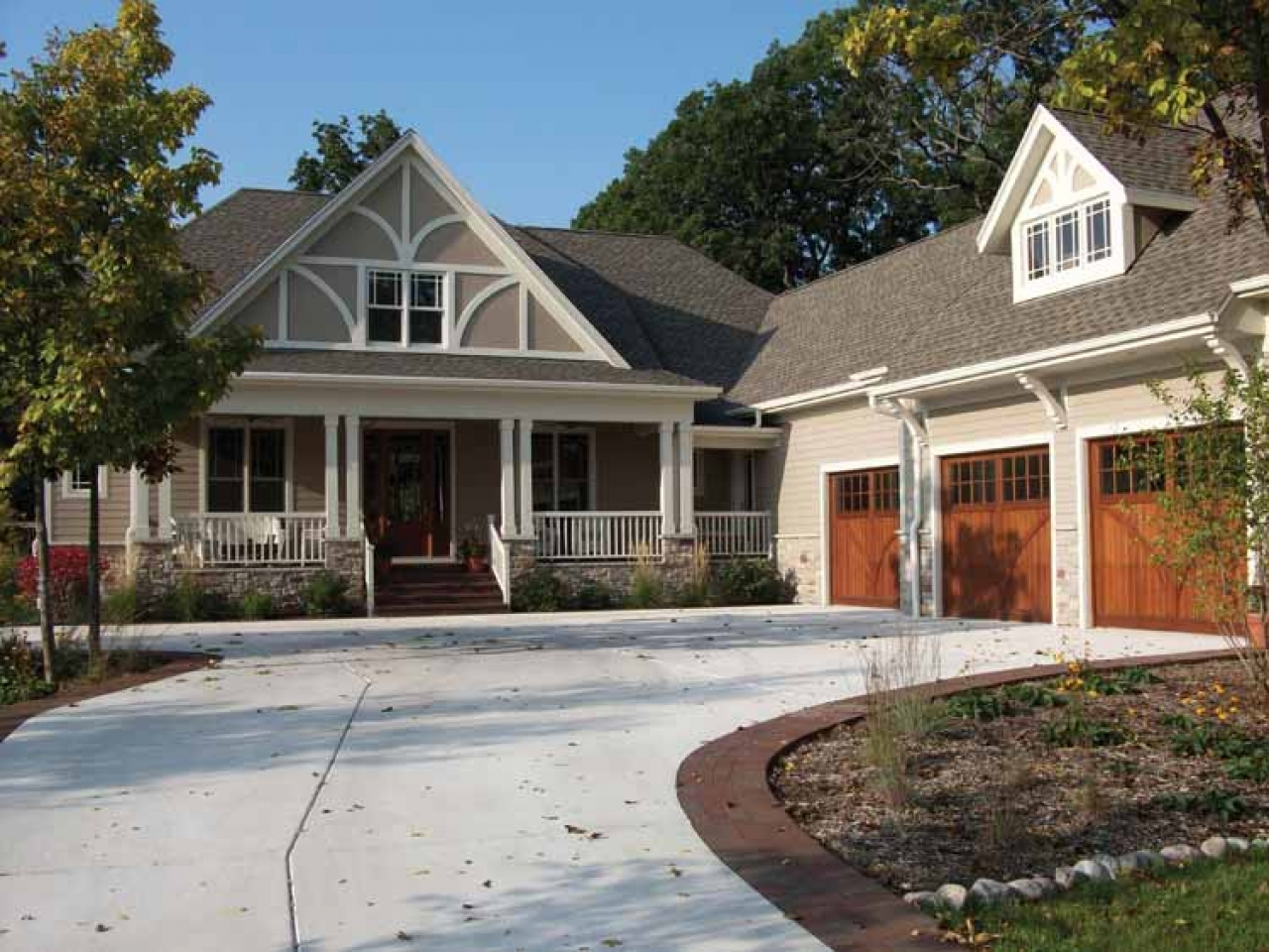 Award winning craftsman house plans craftsman style house for Award winning home designs