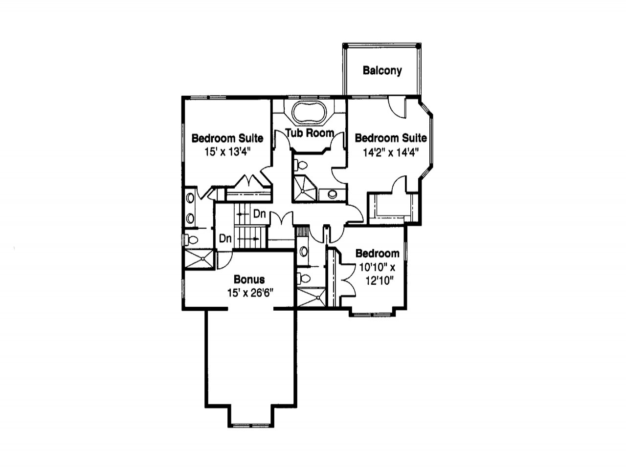 Lodge style architecture lodge style house floor plans for Lodge style floor plans