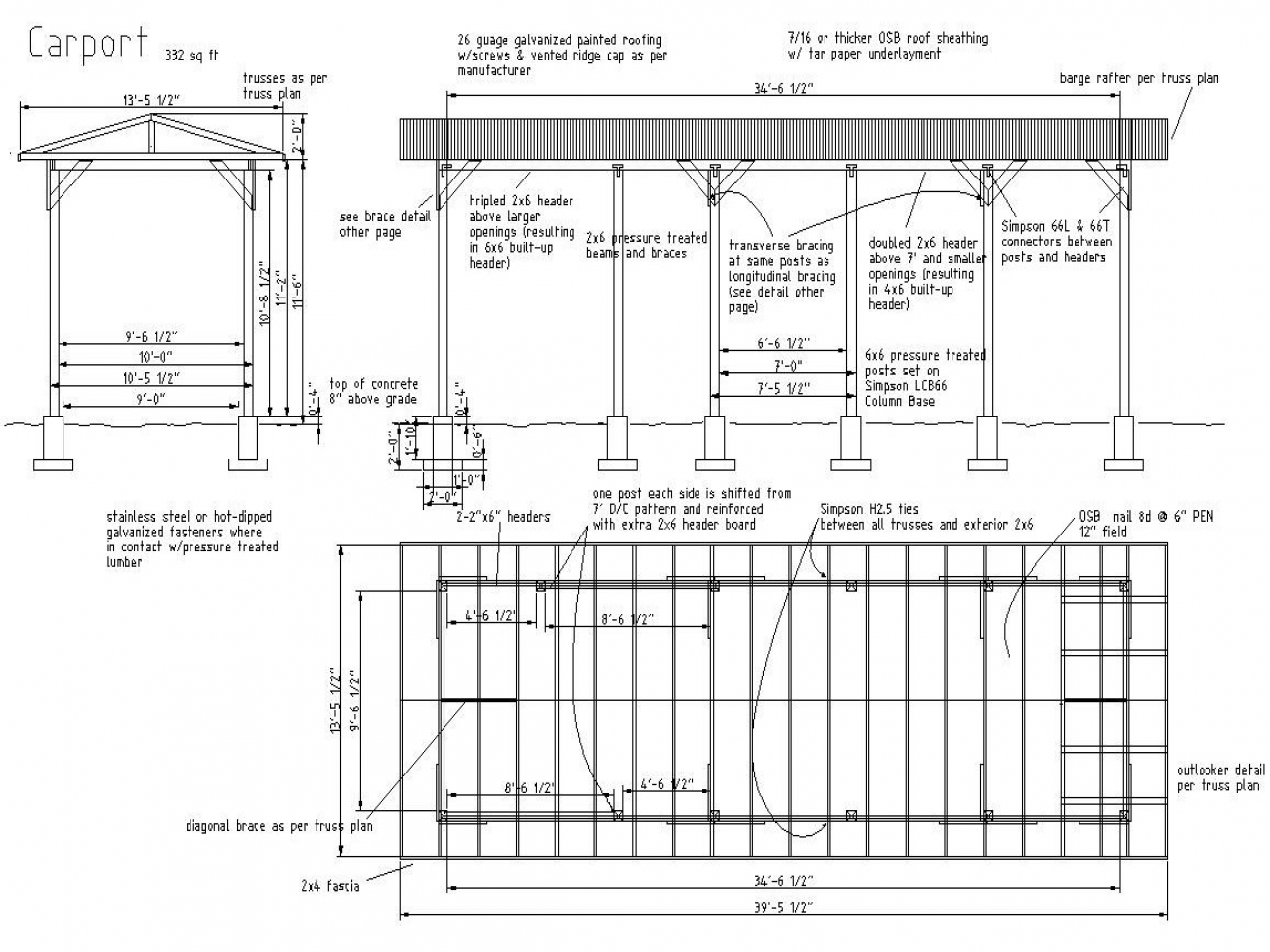 metal-carport-plans-free-rv-carport-plans-lrg-90d133745390cc58 Ranch Home Plans With Carport on ranch home plans with courtyards, ranch house carport, ranch home plans with patios, ranch home plans with pools, ranch home plans with garage, ranch homes with vinyl siding, ranch home plans with basements,