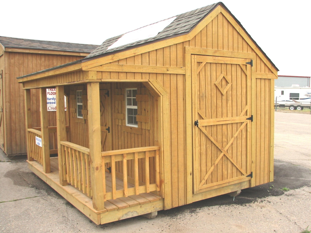 Small Portable Storage Shed Outdoor Storage Sheds Walmart ...