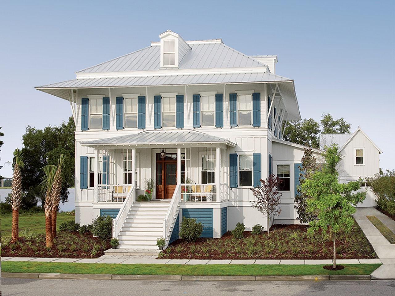 2013 southern living house plans 2016 southern living idea for Coastal living cottage plans