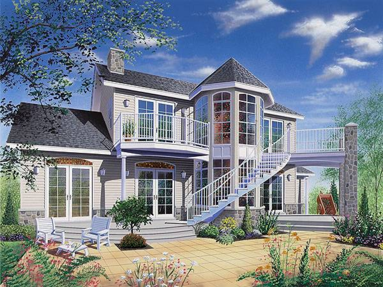 Best beach house designs contemporary beach house designs for Best coastal home plans