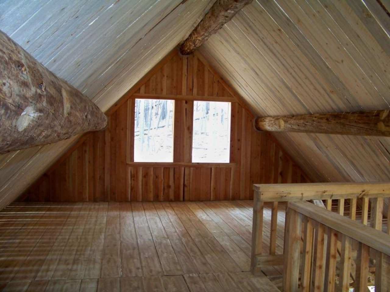 Building Log Cabin Floor Plans
