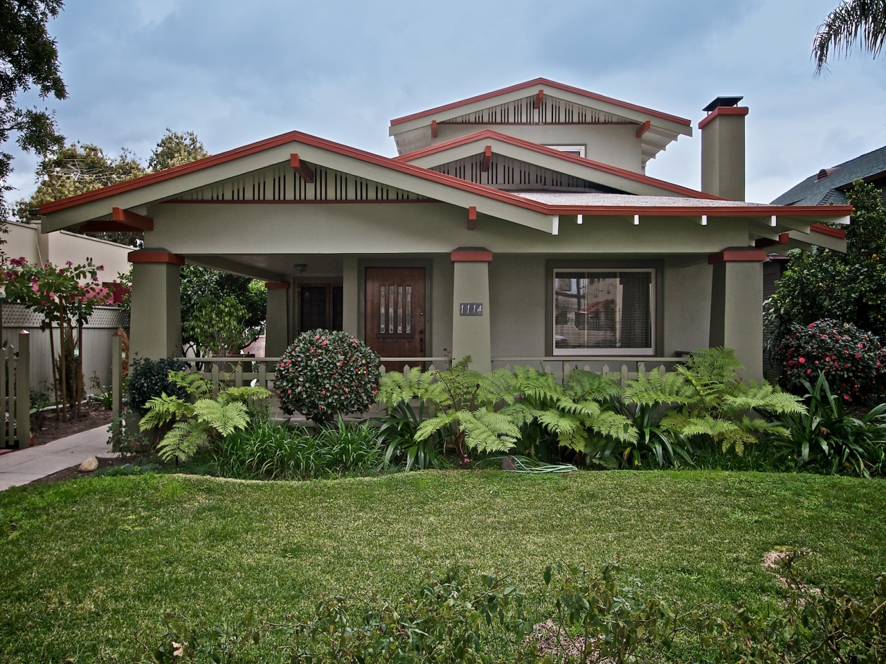 California bungalow style bungalow style architecture for Bungalow style