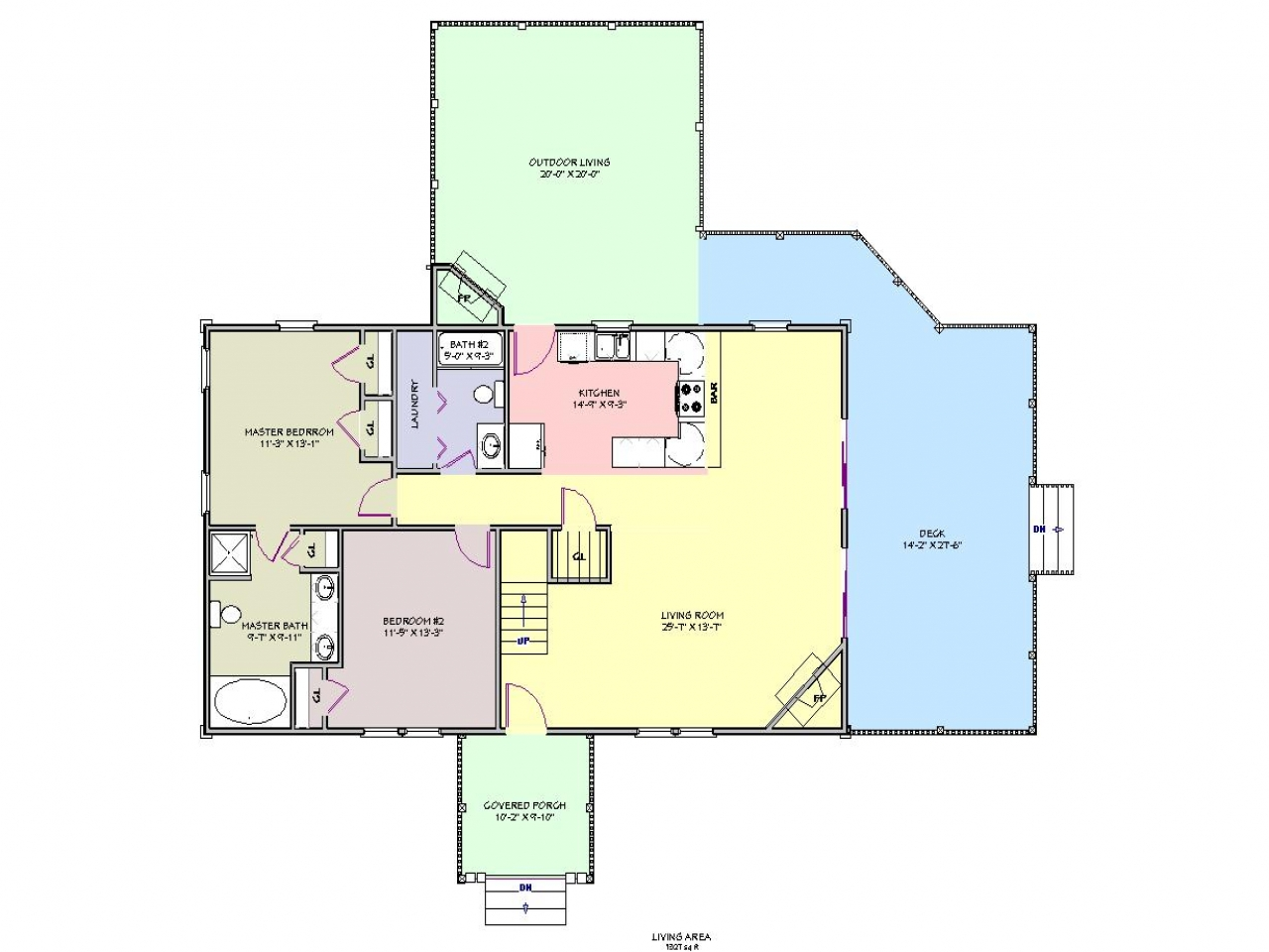 Charleston single house plans charleston single house for Charleston style home floor plans