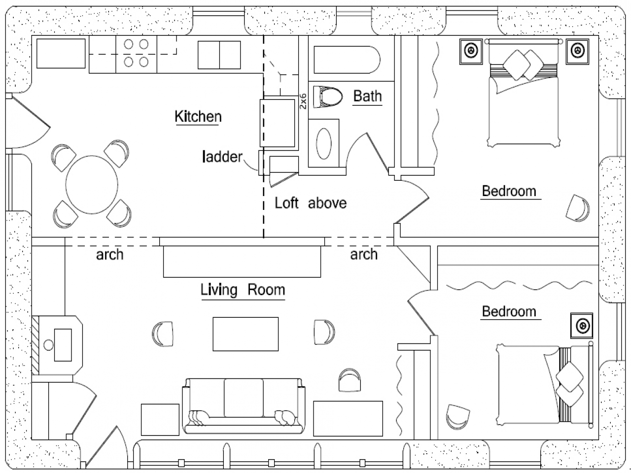 Double Wide Home Floor Plans Wide Mobile Homes 30 Wide