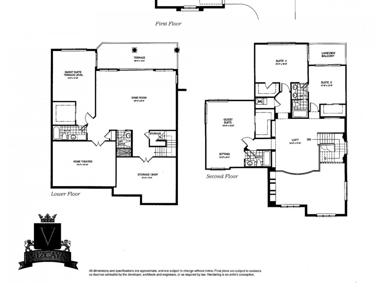 Lakefront home plans lakefront house plans lake home for Lake floor plans