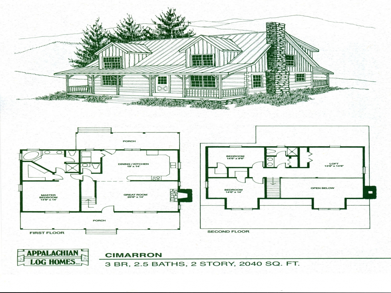 Log cabin kit homes floor plans 2 bedroom log cabin kits for 2 bedroom log cabin plans