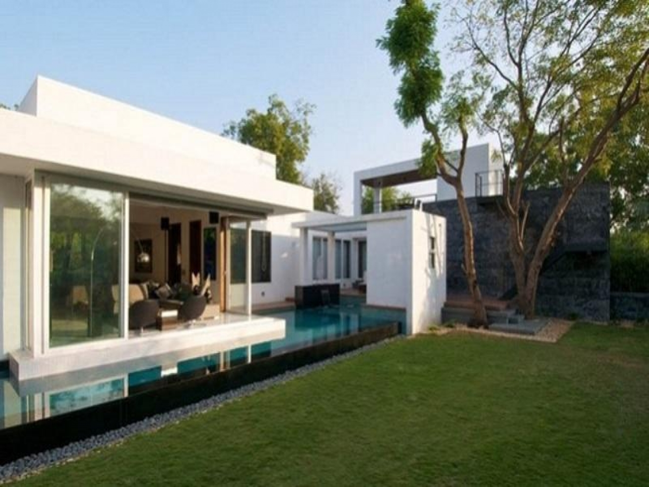 Modern Bungalow House Design Modern House Design In