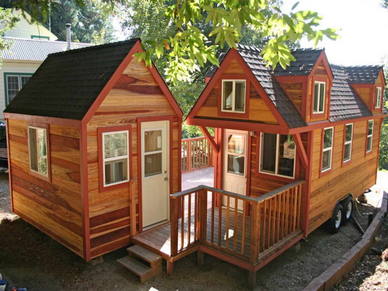 Build A Tiny House Mn