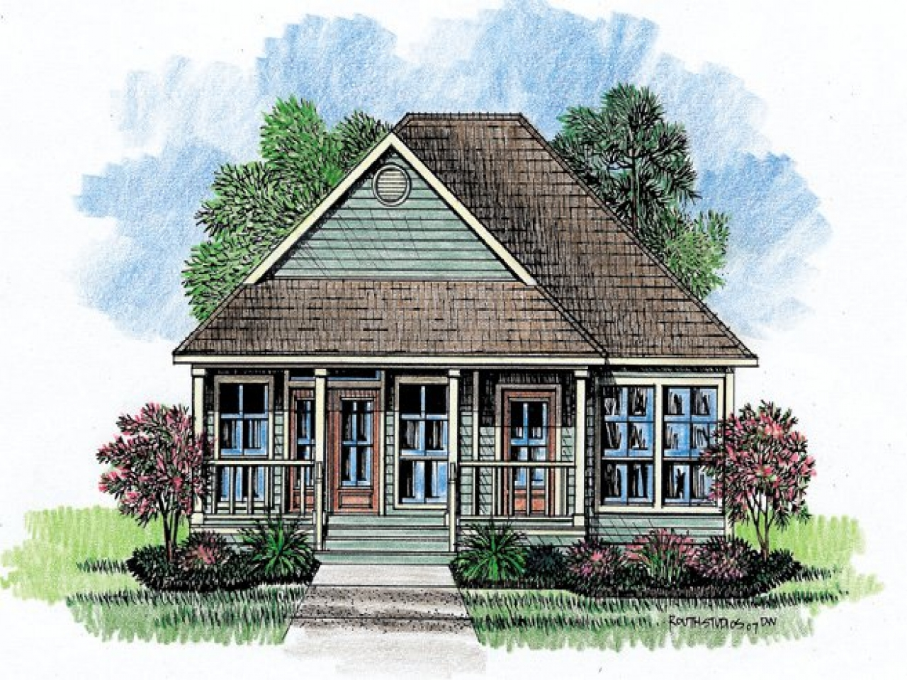 Acadian cottage house plans french acadian house plans for House plans mississippi
