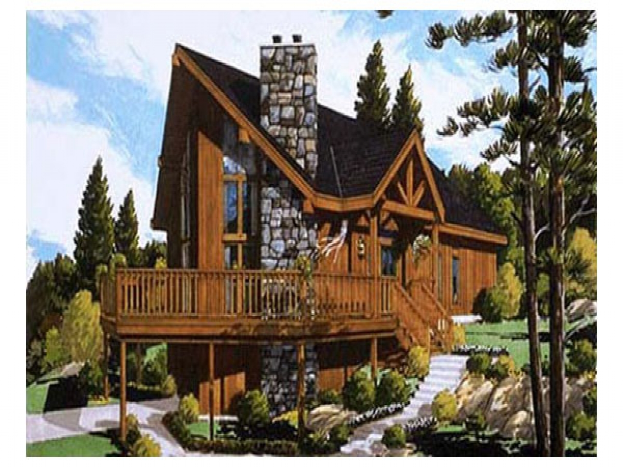 Chalet style modular home plans chalet house plans chalet for Chalet style homes