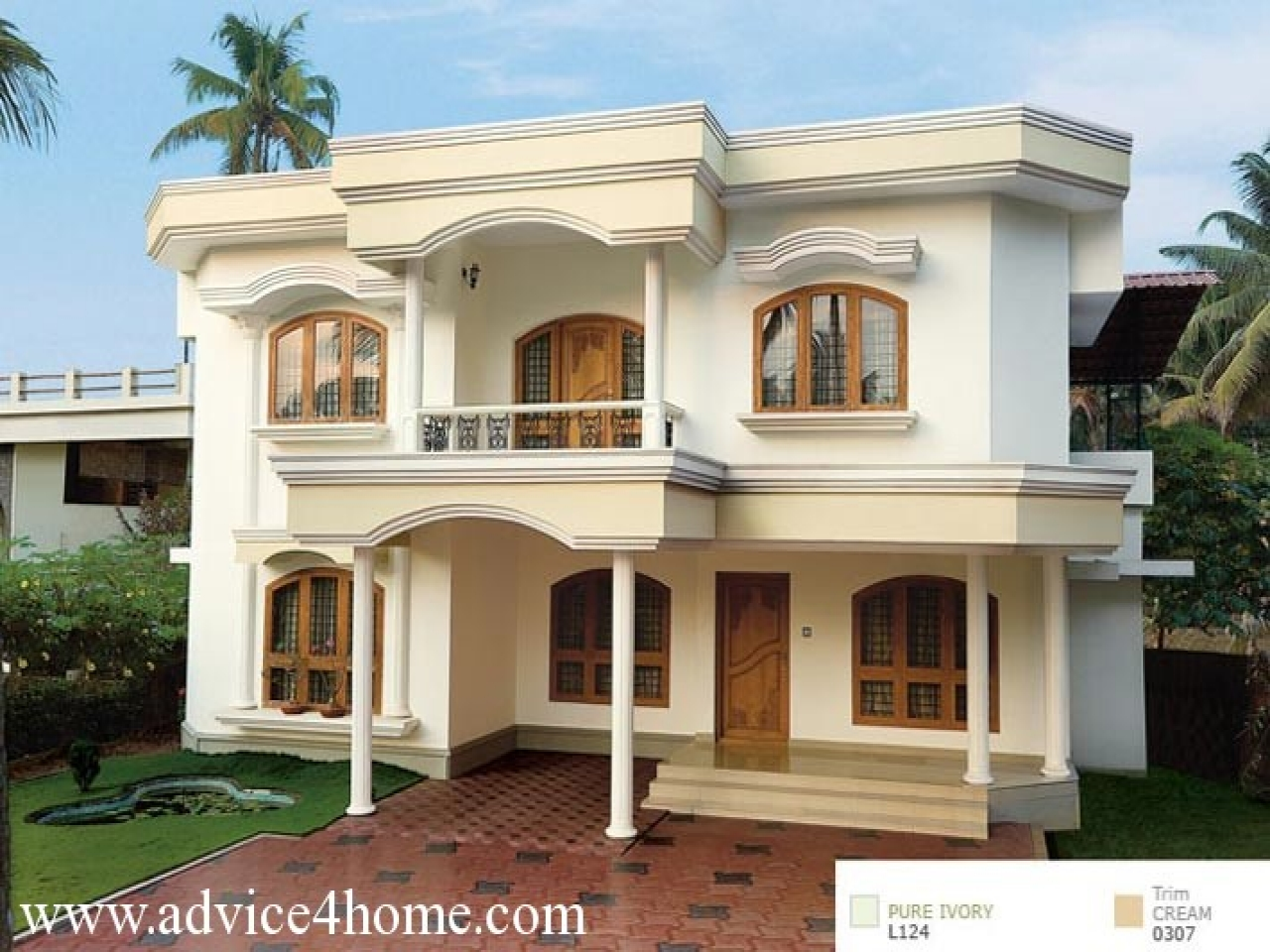 Indian south asian paints colors for home asian paints exterior colours catalogue houses - Exterior paint colors for indian homes collection ...