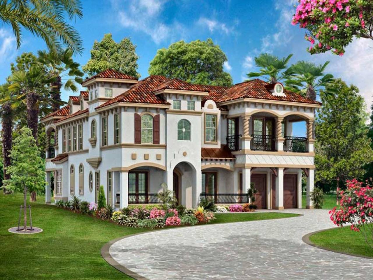 Luxury Lakefront House Plans House Plans For Lakefront