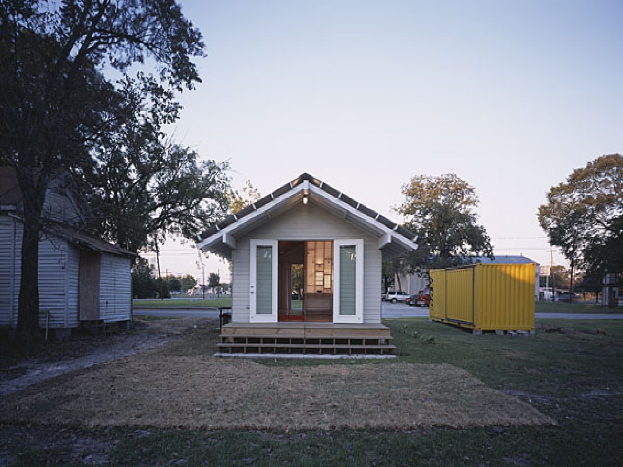 Built in a neighborhood of affordable housing the idea was for Building a house in nc
