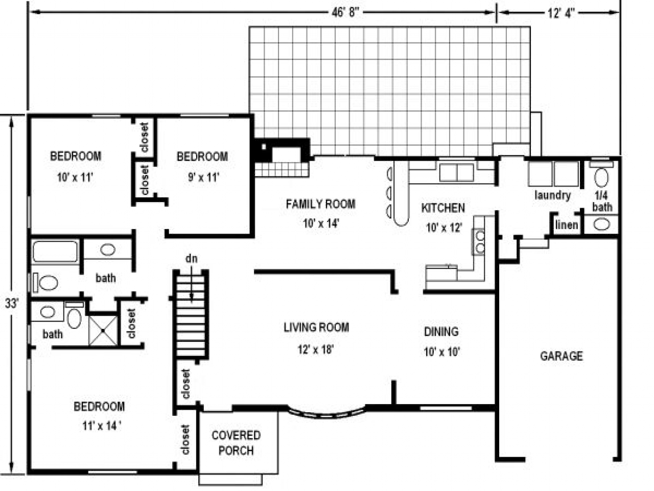 Design Own House Free Plans Free Printable House