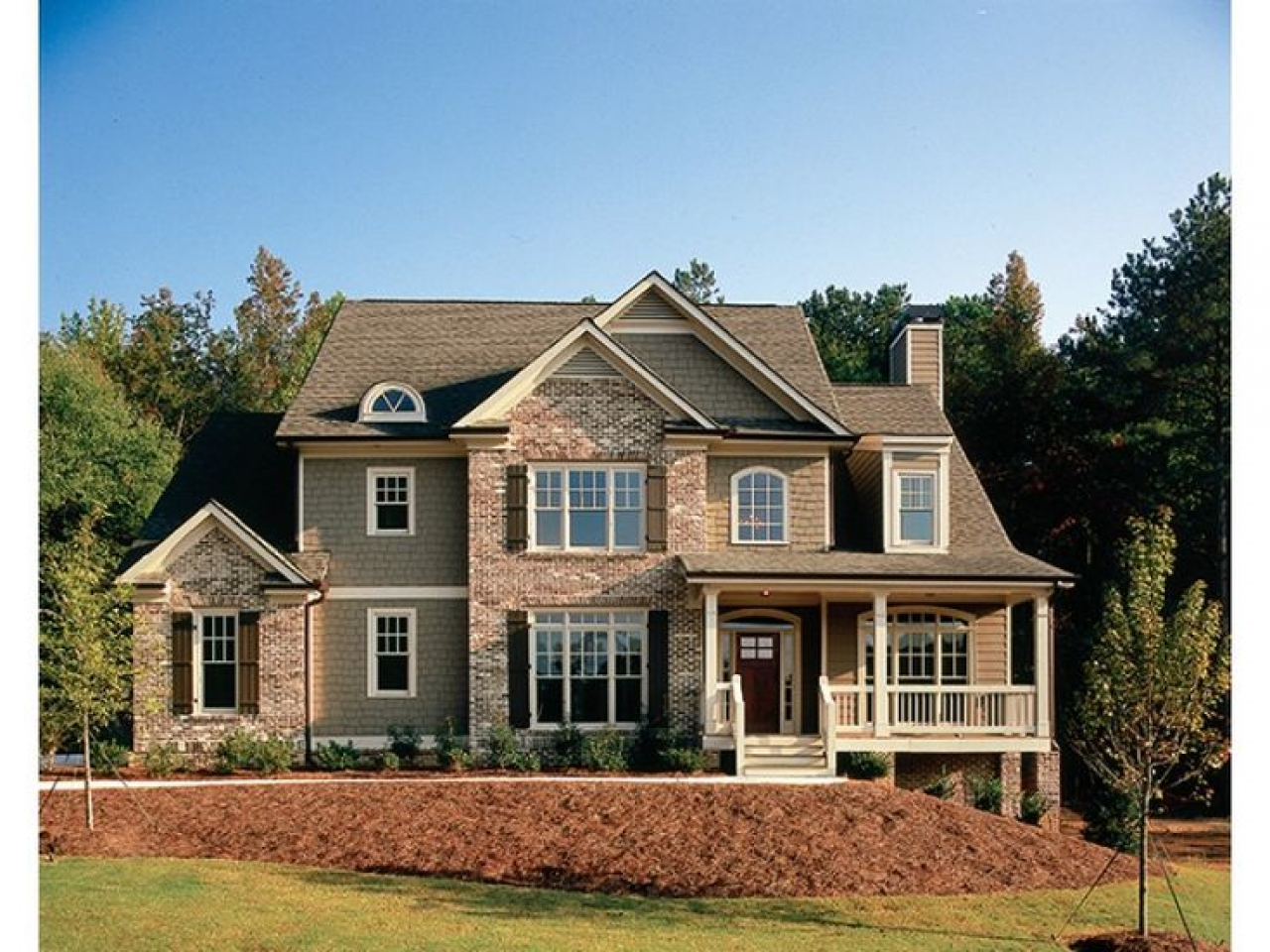 Eplans french country house plan rustic house plans 3 for Eplans house plans