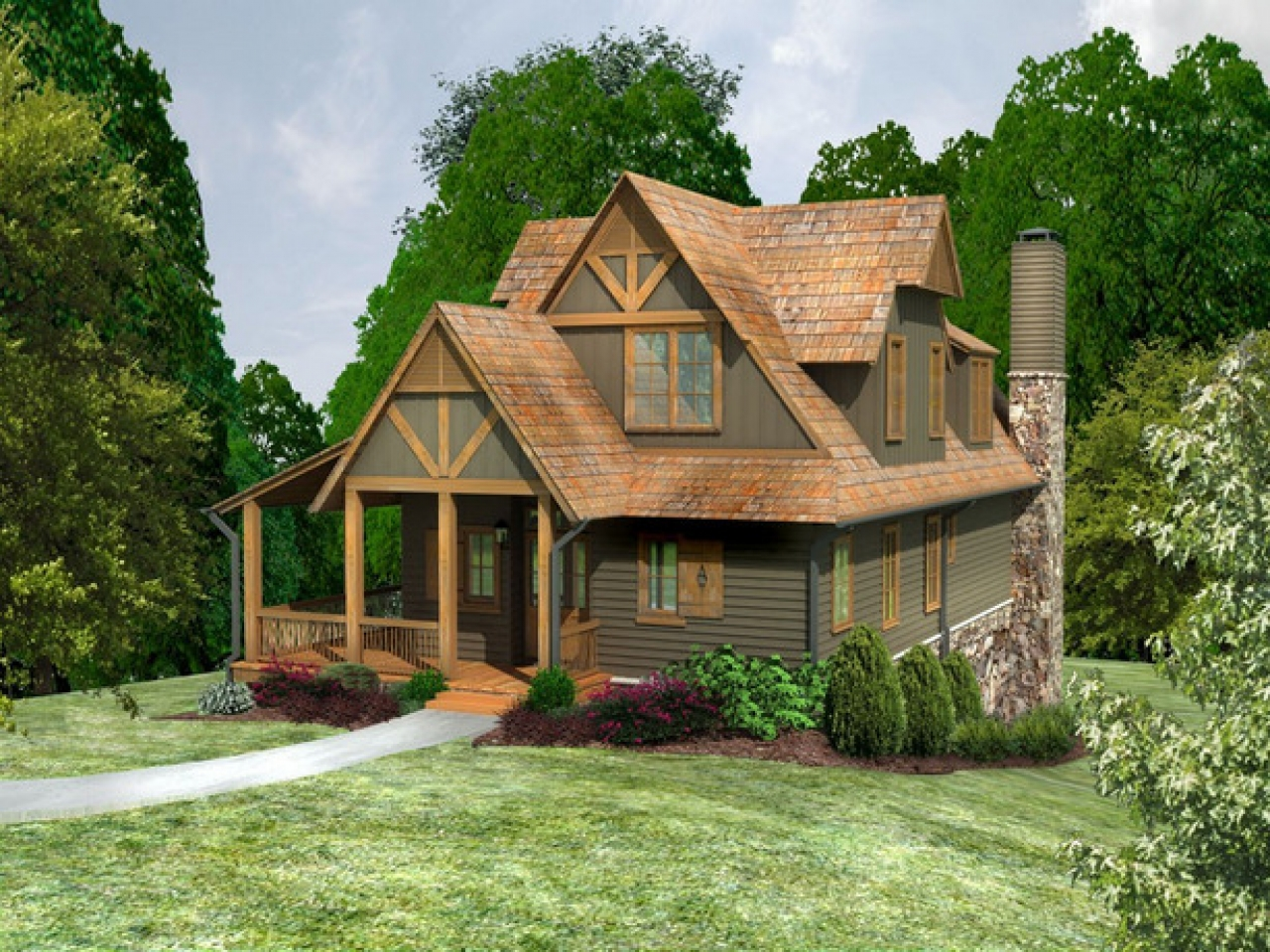 Lodge style cabin floor plans normal style cabin home for Easy to build cabins