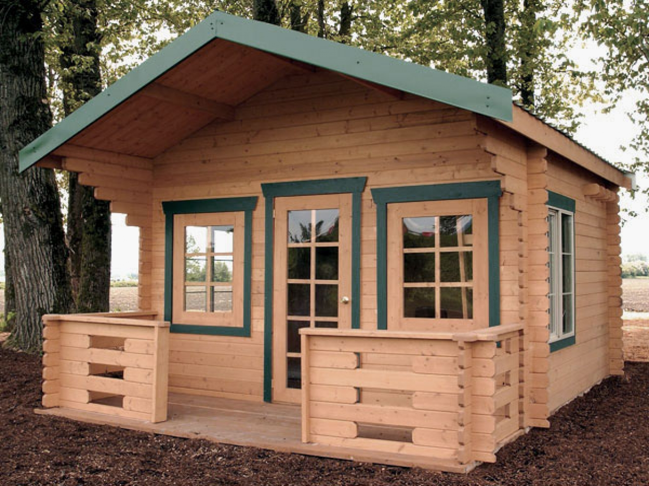 Outdoor storage house outdoor storage shed building plans for Shed cabin plans