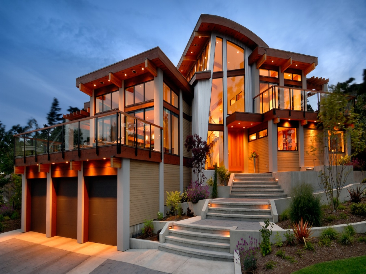 Prettiest House In The World World Beautiful House West