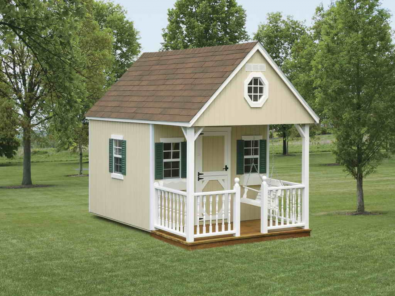 Small backyard cabin plans rustic cabin plans backyard for Small backyard cabin