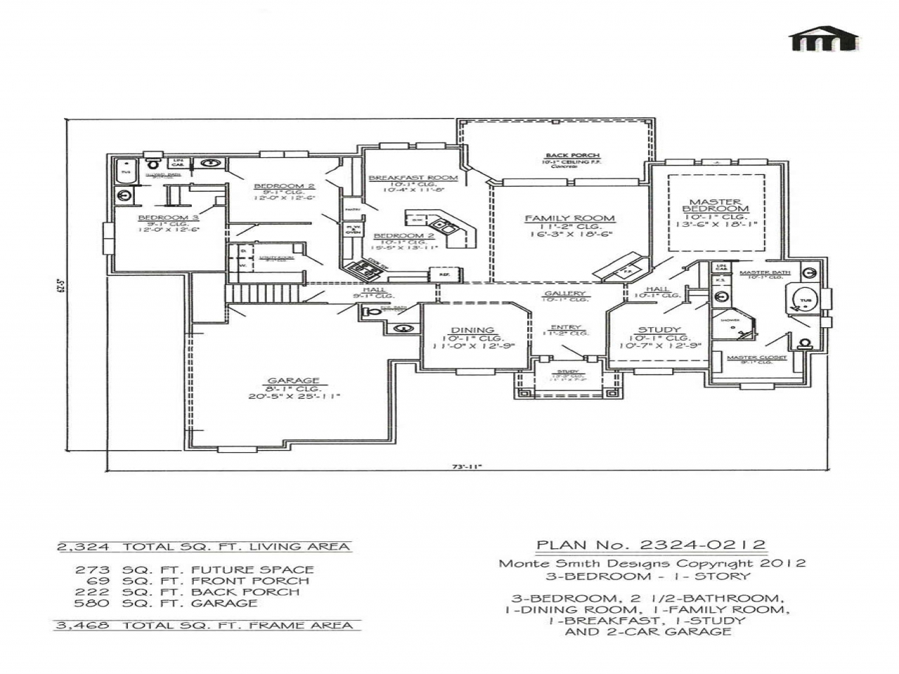 2 story 3 bedroom house plans long lots blueprints 3 for 2 bedroom beach house plans